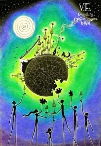 Vörös Eszter Anna: Együtt formáljuk ezt a bolygót