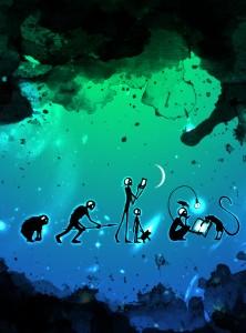 Vörös Eszter Anna: Darwin parázik