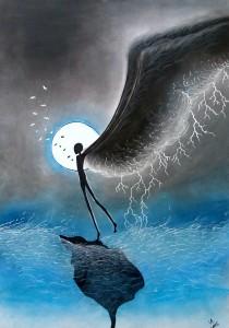 Vörös Eszter Anna: Tánc a tenger felett